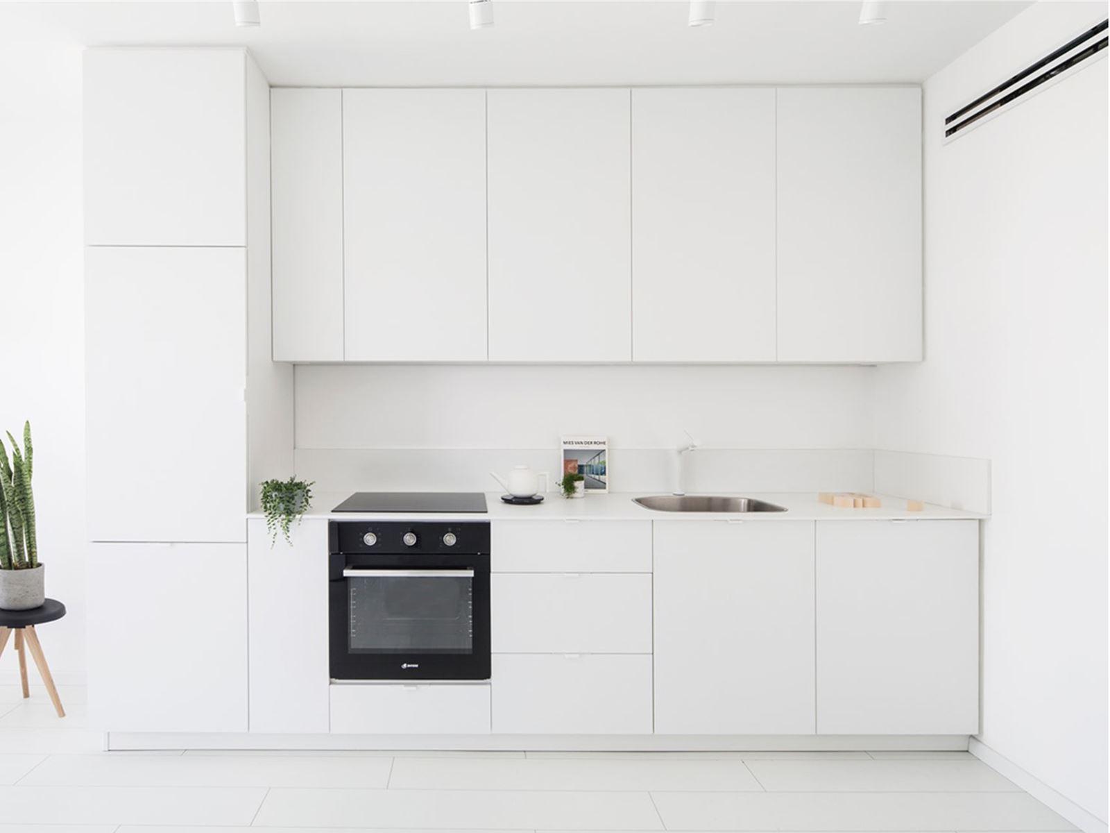 آشپزخانه دیواری - ربوطرح