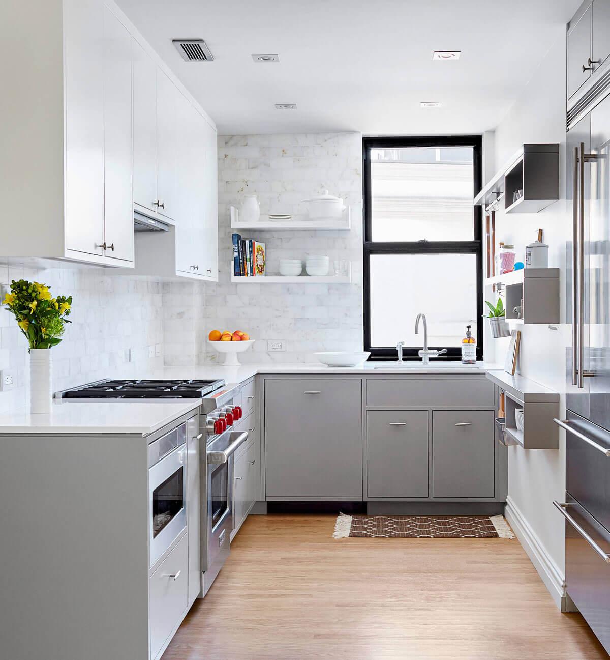 استفاده مناسب از لوازم دکوری در آشپزخانه - ربوطرح